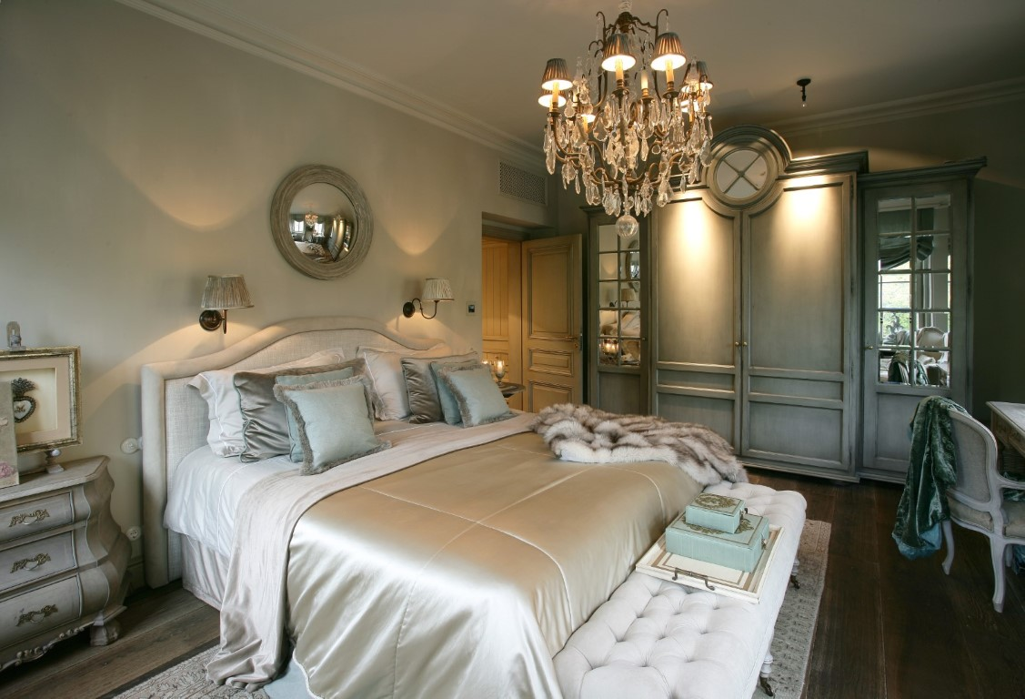 Dromerige slaapkamer